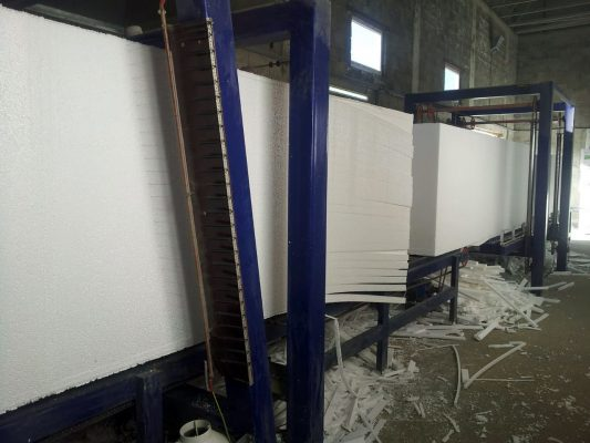 Динопласт - производство пенопласта 10